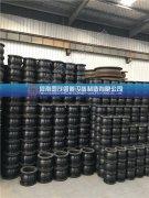 广汉橡胶软接头在泵房里面的应用