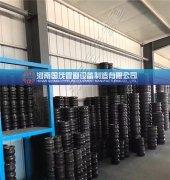 奉化橡胶膨胀节产品硬度和质量的
