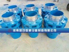黑龙江单向套筒补偿器的安装方法