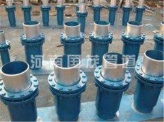 热力管网单向套筒补偿器的产品知识