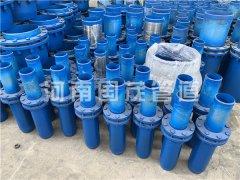 怀化单向套筒补偿器使用于供暖管道的安装