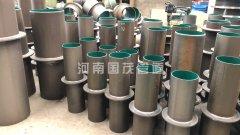 三门峡柔性防水套管预留孔洞时需遵循哪些设计要求