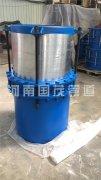 滁州单向套筒补偿器的设计与制造