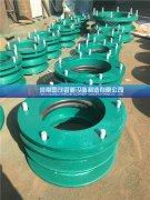 西安柔性防水套管A型的应用及填